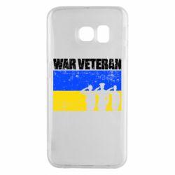 Чохол для Samsung S6 EDGE War veteran