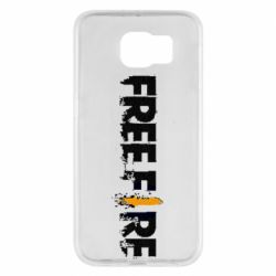 Чехол для Samsung S6 Free Fire spray