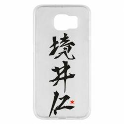 Чохол для Samsung S6 Ghost Of Tsushima Hieroglyphs