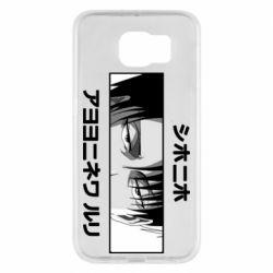 Чохол для Samsung S6 Levi's Eyes