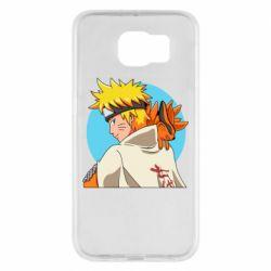 Чохол для Samsung S6 Naruto Uzumaki Hokage