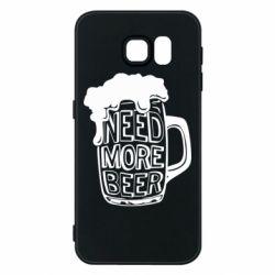 Чохол для Samsung S6 Need more beer