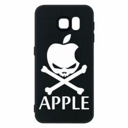 Чехол для Samsung S6 Pirate Apple