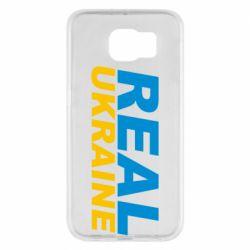 Чехол для Samsung S6 Real Ukraine