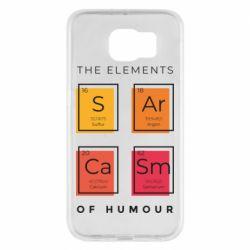 Чохол для Samsung S6 Sarcasm