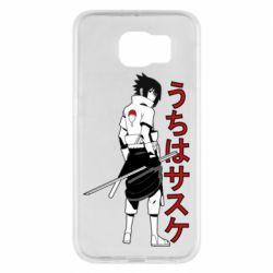 Чохол для Samsung S6 Sasuke Art