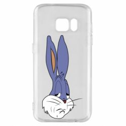 Чохол для Samsung S7 Bugs Bunny Meme Face