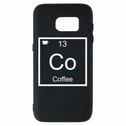 Чохол для Samsung S7 Co coffee