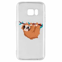 Чохол для Samsung S7 Cute sloth