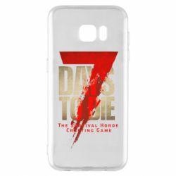 Чохол для Samsung S7 EDGE 7 Days To Die