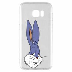 Чохол для Samsung S7 EDGE Bugs Bunny Meme Face