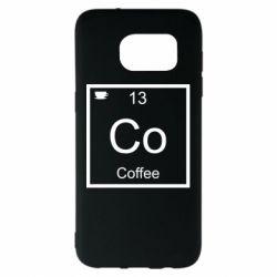 Чохол для Samsung S7 EDGE Co coffee