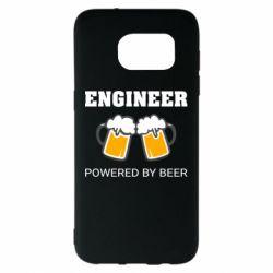 Чохол для Samsung S7 EDGE Engineer Powered By Beer