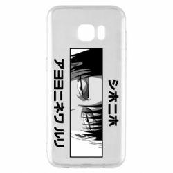 Чохол для Samsung S7 EDGE Levi's Eyes