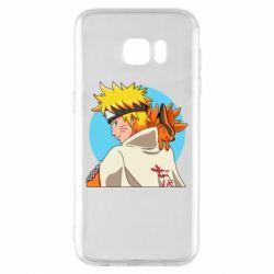 Чохол для Samsung S7 EDGE Naruto Uzumaki Hokage