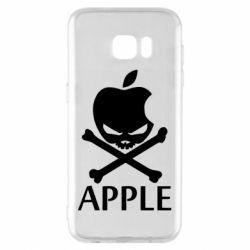 Чехол для Samsung S7 EDGE Pirate Apple