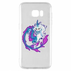 Чохол для Samsung S7 EDGE Sisu Dragon Art