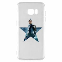 Чохол для Samsung S7 EDGE Winter Soldier Star