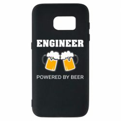 Чохол для Samsung S7 Engineer Powered By Beer