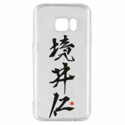Чохол для Samsung S7 Ghost Of Tsushima Hieroglyphs