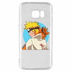 Чохол для Samsung S7 Naruto Uzumaki Hokage
