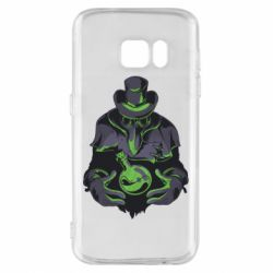 Чехол для Samsung S7 Plague Doctor