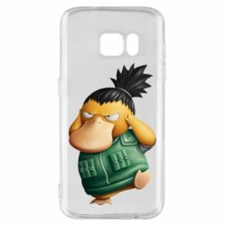 Чохол для Samsung S7 Shikamaru Psyduck