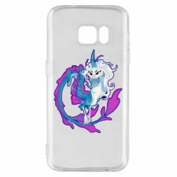 Чохол для Samsung S7 Sisu Dragon Art