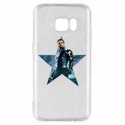 Чохол для Samsung S7 Winter Soldier Star