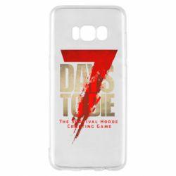 Чохол для Samsung S8 7 Days To Die