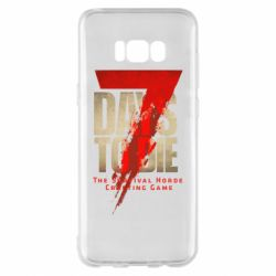 Чохол для Samsung S8+ 7 Days To Die