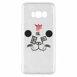 Чехол для Samsung S8 BEAR PANDA BP VERSION 2