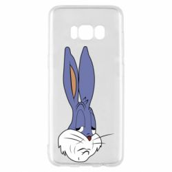 Чохол для Samsung S8 Bugs Bunny Meme Face
