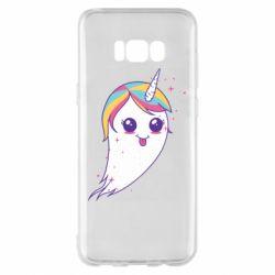 Чохол для Samsung S8+ Ghost Unicorn