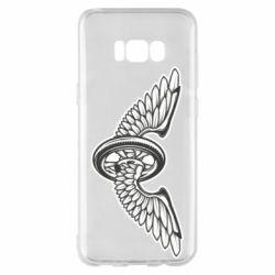 Чохол для Samsung S8+ Колесо та крила