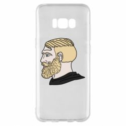 Чохол для Samsung S8+ Meme Man Nordic Gamer