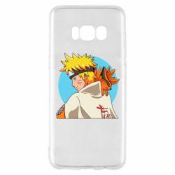 Чохол для Samsung S8 Naruto Uzumaki Hokage