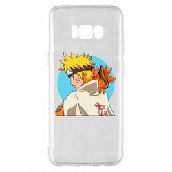 Чохол для Samsung S8+ Naruto Uzumaki Hokage