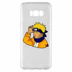 Чехол для Samsung S8+ Narutooo