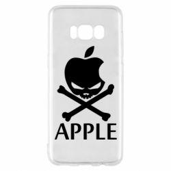 Чехол для Samsung S8 Pirate Apple