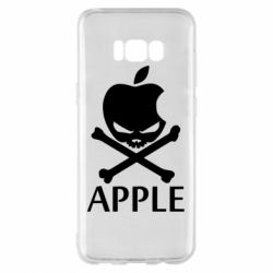 Чехол для Samsung S8+ Pirate Apple