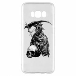 Чехол для Samsung S8 Plague Doctor graphic arts