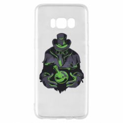 Чехол для Samsung S8 Plague Doctor