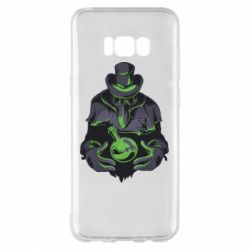 Чехол для Samsung S8+ Plague Doctor