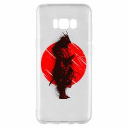 Чохол для Samsung S8+ Samurai spray