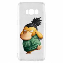 Чохол для Samsung S8 Shikamaru Psyduck