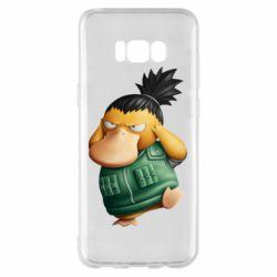 Чохол для Samsung S8+ Shikamaru Psyduck