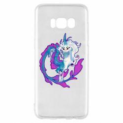Чохол для Samsung S8 Sisu Dragon Art