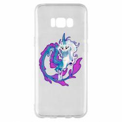 Чохол для Samsung S8+ Sisu Dragon Art