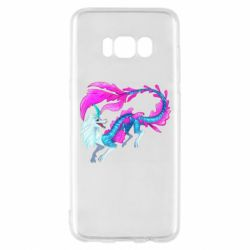 Чохол для Samsung S8 Sisu Water Dragon